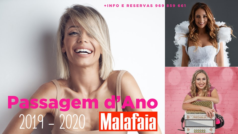 Pssagem de Ano 2019 na Malafaia